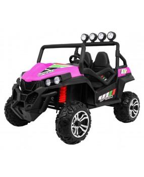 Elektrická bugina Grand Buggy 4x4 LIFT ružová